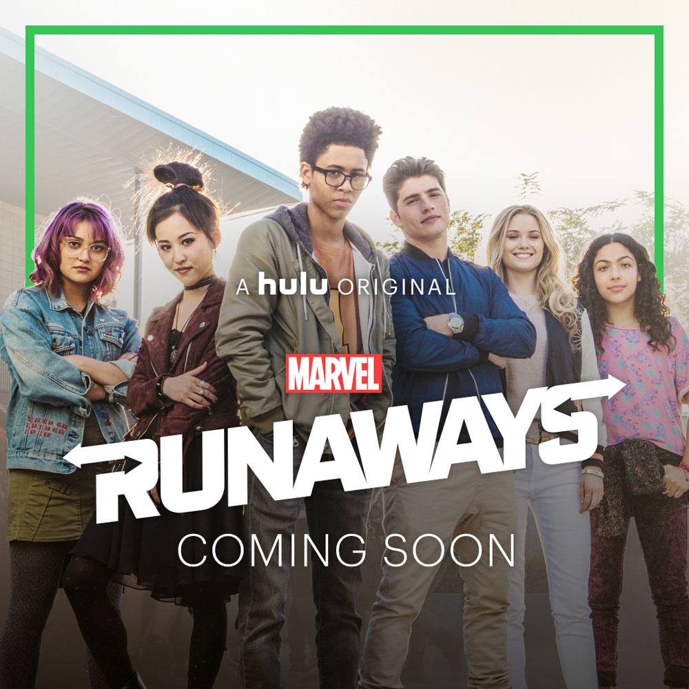 Marvel's 'Runaways' Looks Accurate, Marvel's 'Inhumans