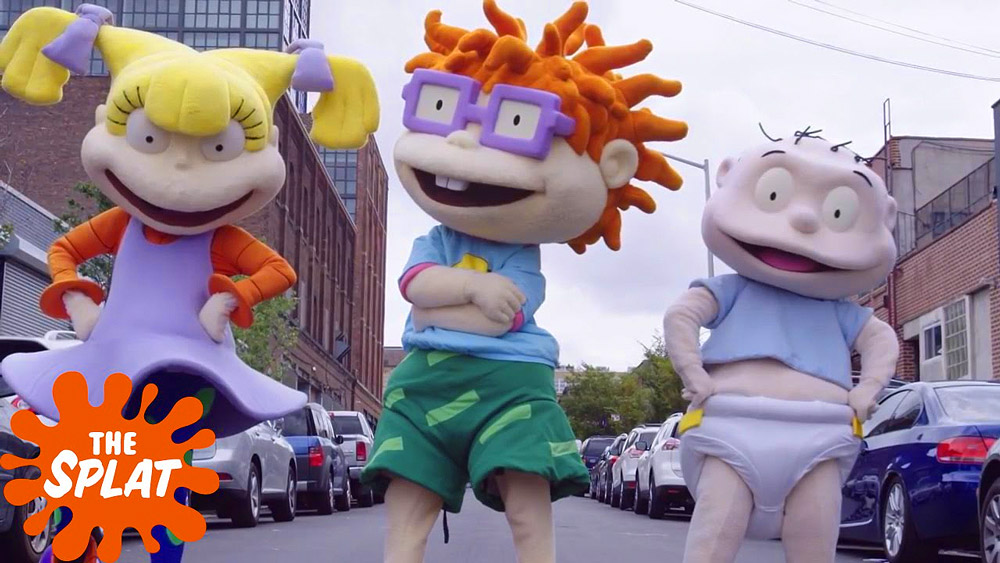 61298393832b4 Rugrats is returning as a live-action movie and new series • TV-VCR