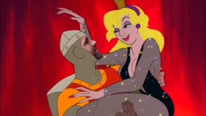Ryan Reynolds in Dragon's Lair, potentially