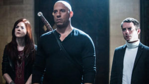 Vin Diesel is THE LAST WITCH HUNTER